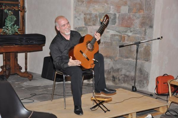 A CALCINAIA TORNA L'INTERNATIONAL GUITAR FESTIVAL